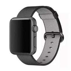 Nylon Woven Series for Apple Watch 38-40mm Black