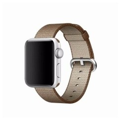 Nylon Woven Series for Apple Watch 38-40mm Coffee