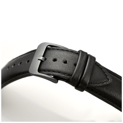 Cordova Leather Series for Smartwatch 20mm Black