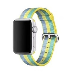Nylon Woven Series for Apple Watch 38-40mm Pollen