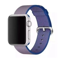 Nylon Woven Series for Apple Watch 38-40mm Royal Blue