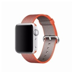 Nylon Woven Series for Apple Watch 38-40mm Space Orange