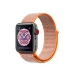 Sport Loop Series for Apple Watch 42-44mm Spicy Orange