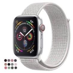 Sport Loop Series for Apple Watch 42-44mm Summit White