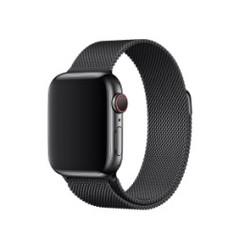 Milanese Magnetic Loop Series for Apple Watch  42-44mm Black