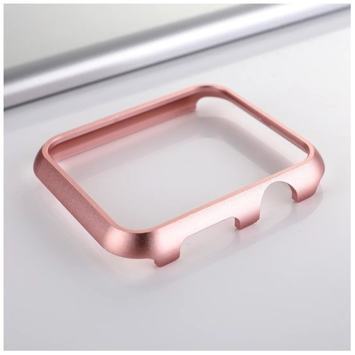 Metalion Bumper Case for Apple Watch 44mm Pink