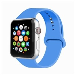 Basic Rubber Series for Apple Watch 42-44mm Royal Blue