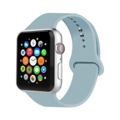 Basic Rubber Series for Apple Watch 42-44mm Turquoise
