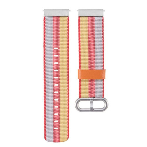 Nylon Woven Series for Smartwatch 20 mm Red