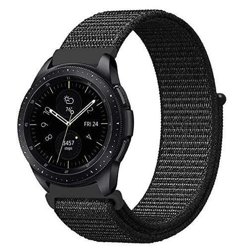 Sport Loop Series for Smartwatch 22mm Reflector Black