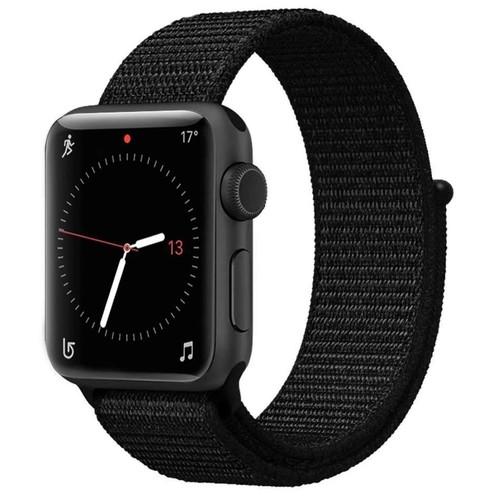 Sport Loop Series for Smartwatch 22mm Dark Black