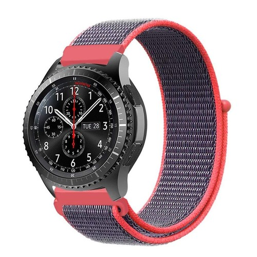 Sport Loop Series for Smartwatch 22mm Electric Pink