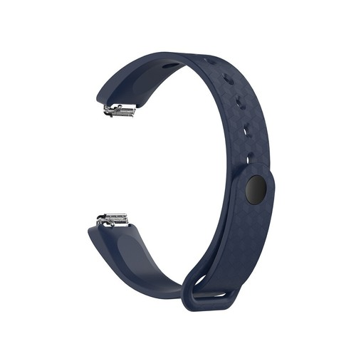 Notale Diamond Rubber Series for Fitbit Inspire Navy Blue
