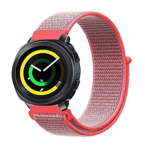 Sport Loop Series for Smartwatch 22mm Hot Pink