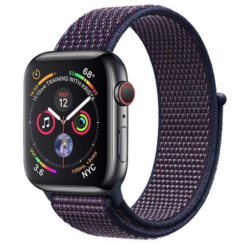 Sport Loop Series for Smartwatch 22mm Indigo