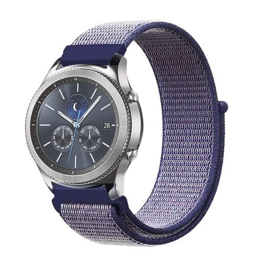 Sport Loop Series for Smartwatch 22mm Midnight Blue
