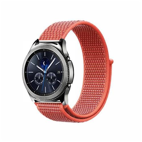 Sport Loop Series for Smartwatch 22mm Nectarine