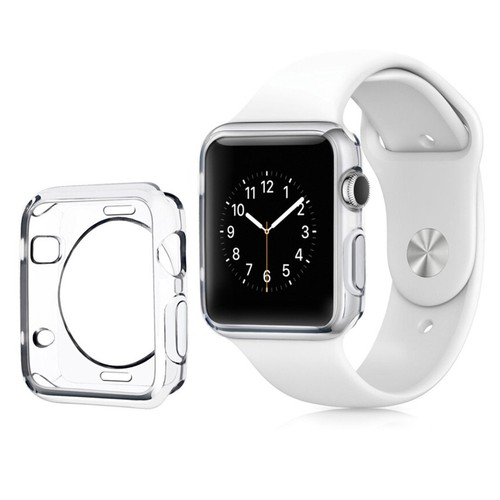 Notale Soft Case for Apple Watch  38mm Back Transparent