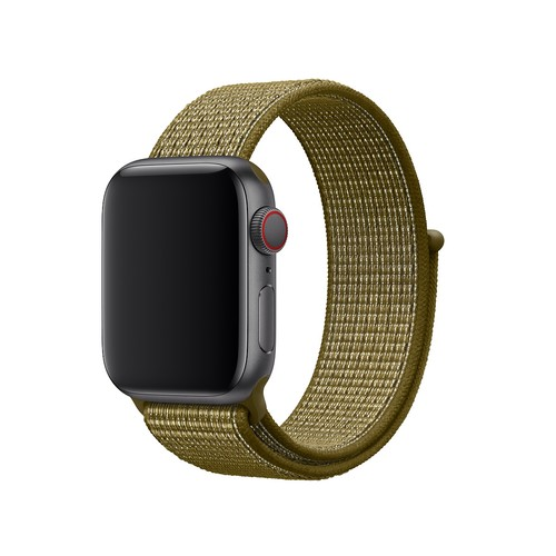 Sport Loop Series for Smartwatch 22mm Olive Green