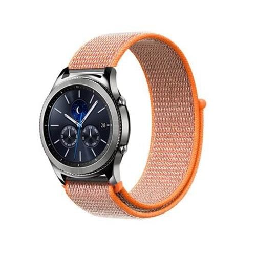 Sport Loop Series for Smartwatch 22mm Orange