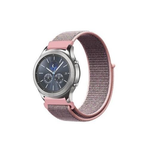 Sport Loop Series for Smartwatch 22mm Pink Sand
