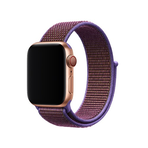 Sport Loop Series for Smartwatch 22mm Purple