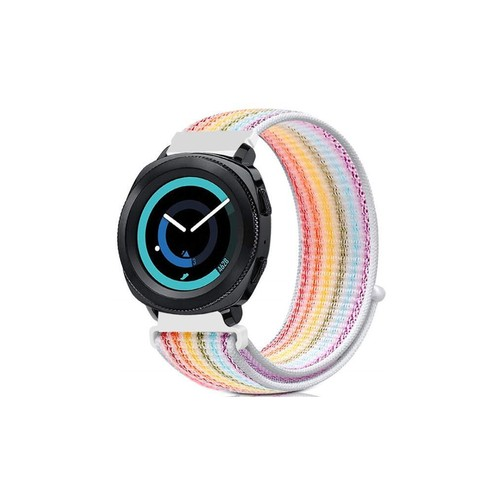 Sport Loop Series for Smartwatch 22mm Rainbow