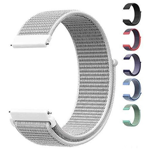 Sport Loop Series for Smartwatch 22mm Summit White