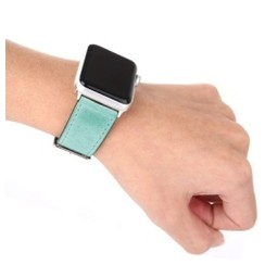Pasterio Leather Series for Apple Watch 42-44mm Tosca