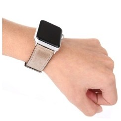Pasterio Leather Series for Apple Watch 42-44mm Brown