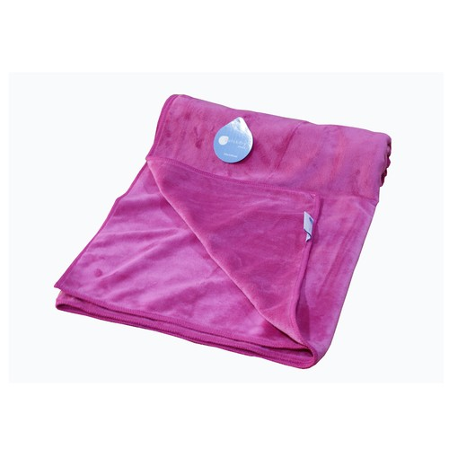 Quickdry Travel 50 x 100 Magenta (1pcs)