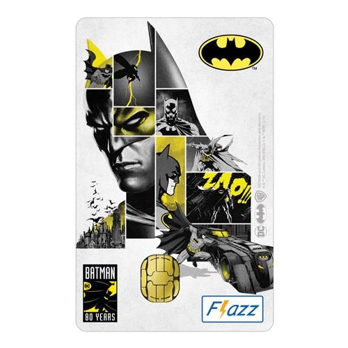 BCA Flazz - Batman Putih 80 Years