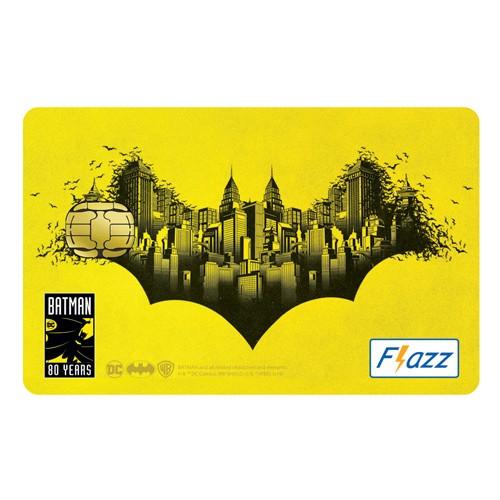 BCA Flazz - Batman Kuning 80 Years