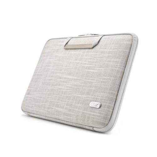 Cozi Linen Smart Sleeve for Macbook 12 inch CSLNC1201 - White