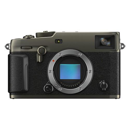 Fujifilm X-PRO3 Duratec Mirrorless Digital Camera Body Only - Dura Black