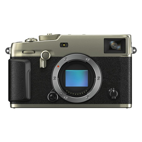 Fujifilm X-PRO3 Duratec Mirrorless Digital Camera Body Only - Dura Silver