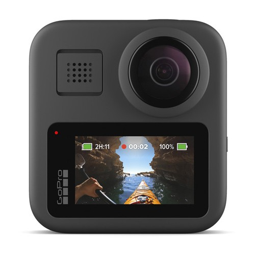 GoPro Hero MAX 360 Camera - Black