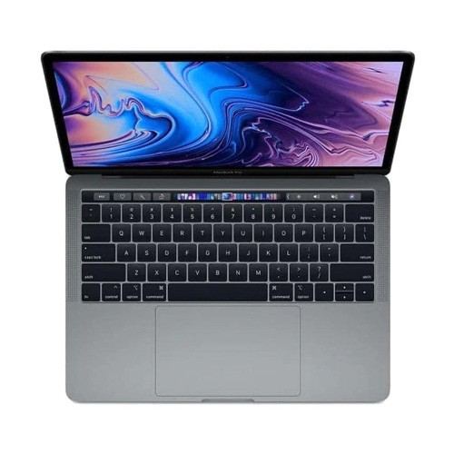 Apple Macbook Pro 13 inch Touch Bar with Intel i5/8GB/128GB - Space Grey (2019) MUHN2ID/A