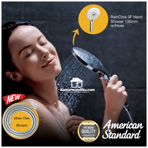 American Standard new Premium Easy set full body shower thermo