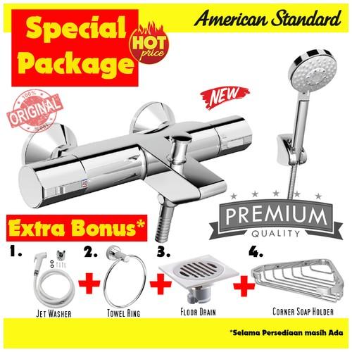 American Standard New Thermostatic bathroom package klaim hadiah bonus