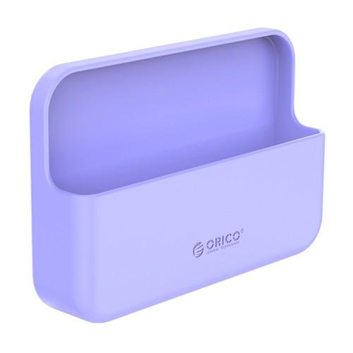 ORICO Storage Box Wall-mount Silicone - SG-W2 - PURPLE