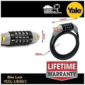 Yale bike lock Premium kunc