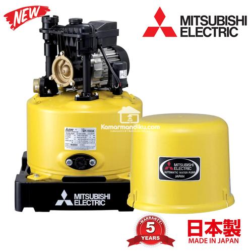MITSUBISHI water pump pompa air WP 105 ID