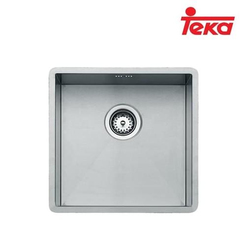 Teka Kitchen Sink bak cuci piring Undermount BE Linea 40.40 R25