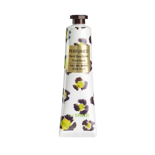Perfumed Hand Shea Butter - Floral Musk