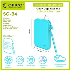 ORICO Silicone Storage Bag