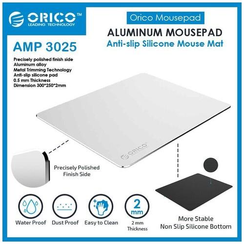 ORICO Aluminum Alloy Mouse Pad - AMP3025