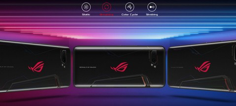 Asus ROG Phone II (RAM 8/128GB) - Black