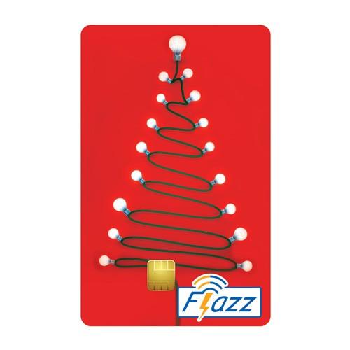 BCA Flazz Christmas - Christmas Tree
