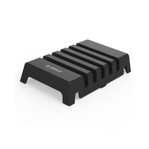 ORICO Desktop Charging Bracket 5-slot for Phone and Tablet - DK305 -Black